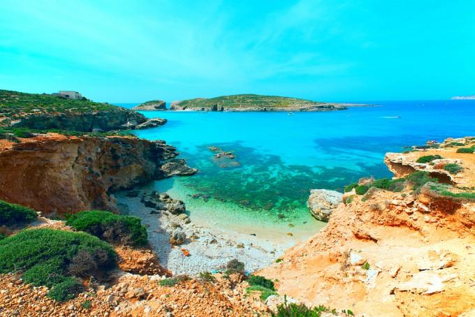 コミノ島(マルタ)