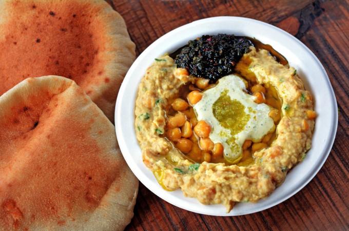 イスラエル料理