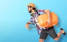 折りたたみができるスーツケース「Néit」が登場!その薄さなんと8センチ以下