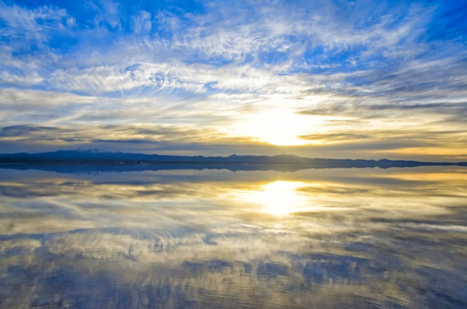 人々を魅了する♡ウユニ塩湖を使ったCMのまとめ