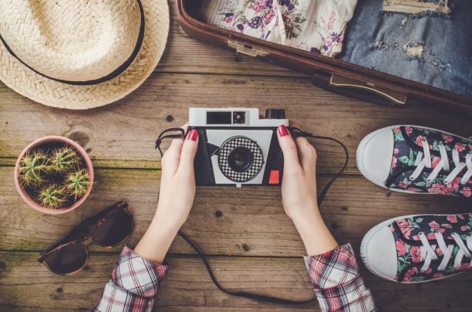 盗難から大切なカメラを守る工夫