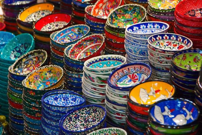 キュタフヤ陶器