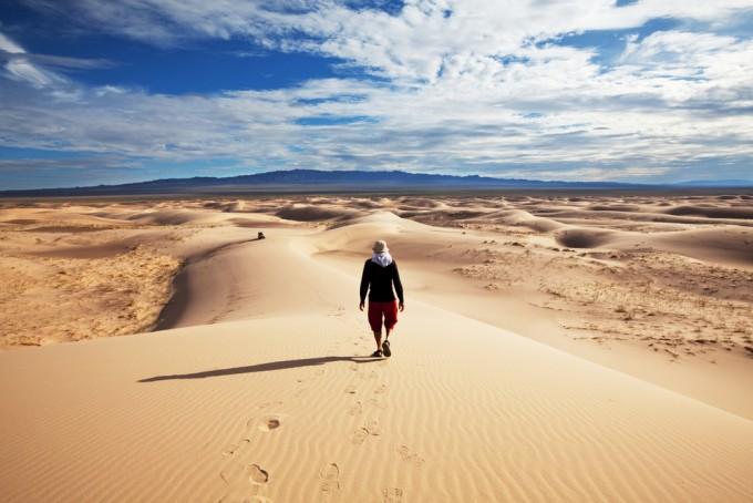 ゴビ砂漠を満喫する絶景・遊び方まとめ