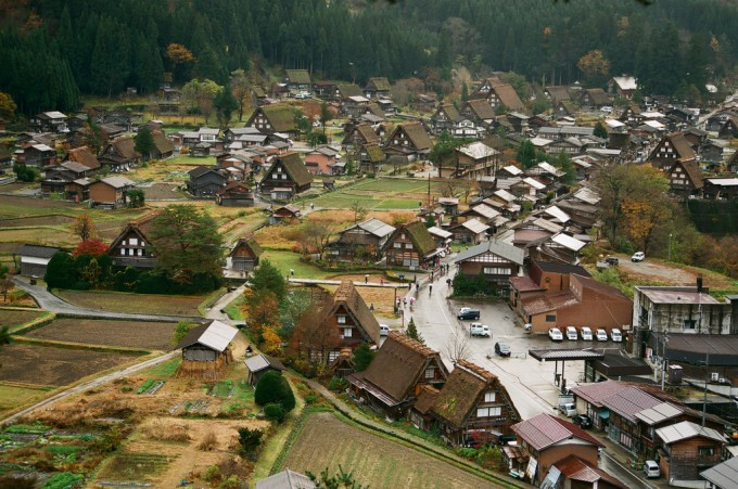 sirakawago