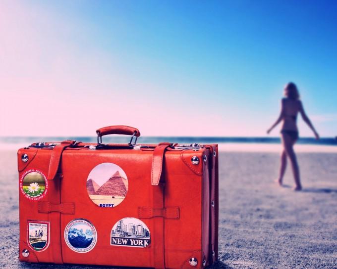 目印にしよう♡みんなのスーツケースデコレーション特集