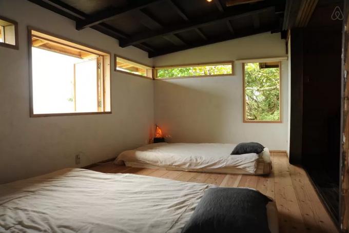 沖縄南城のairbnb