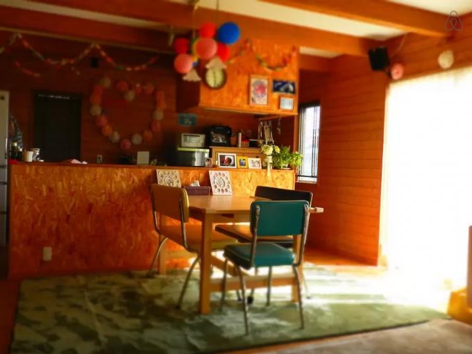 名古屋春日井のairbnb