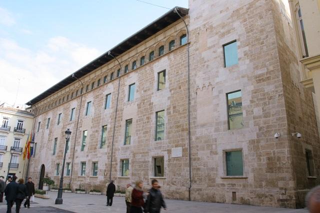 バレンシアの建物