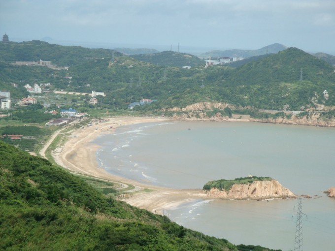 嵊泗列岛-基湖沙滩02