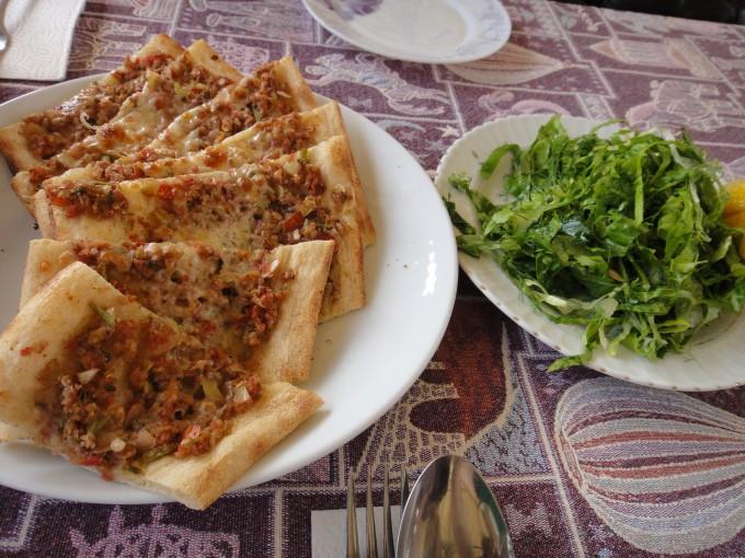 美味しそうなトルコ料理