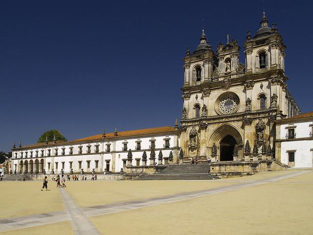 アルコバッサの修道院