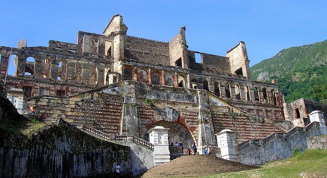 国立歴史公園-シタデル、サン・スーシ、ラミエ