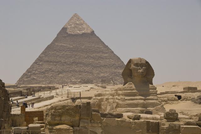 王道のピラミッドといえばこれ
