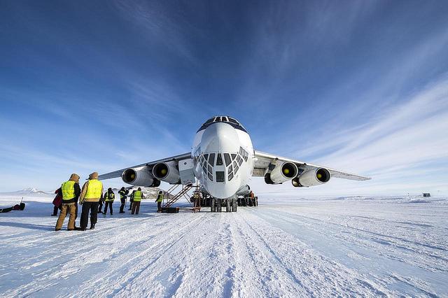 南極の絶景