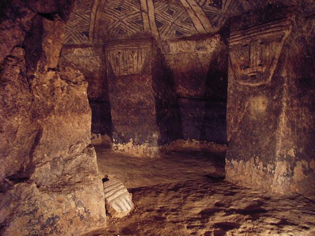ティエラデントロの国立遺跡公園