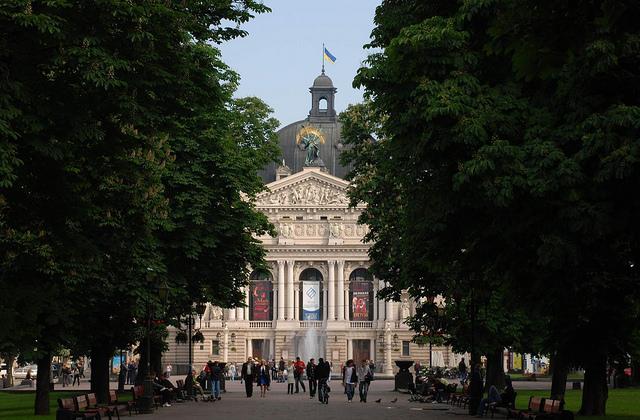 リヴィフ歴史地区