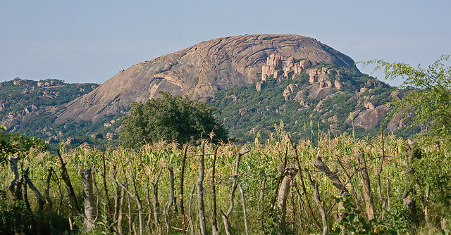 マトボの丘群