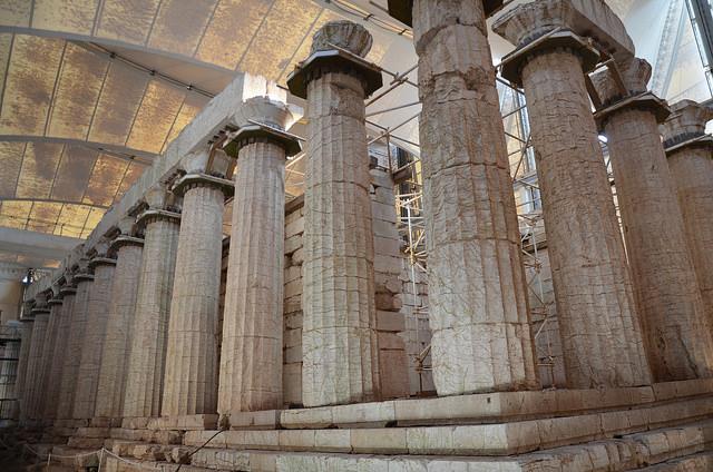 バッサイのアポロ・エピクリオス神殿