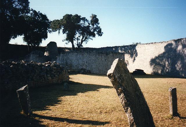 グレート・ジンバブエ国立記念物
