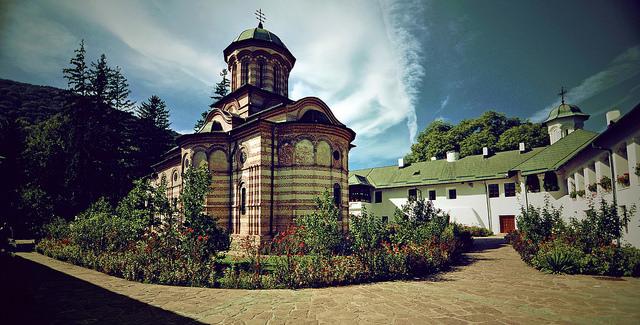 モルドヴィア地方の教会群