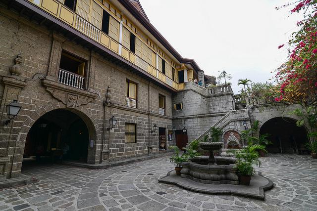 カサ・マニラ博物館
