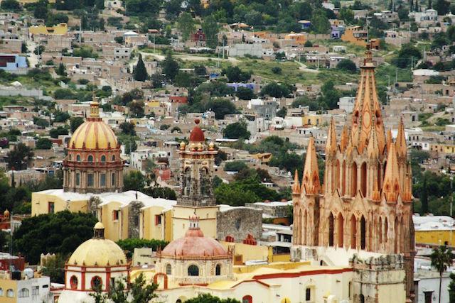 サン・ミゲルの要塞都市