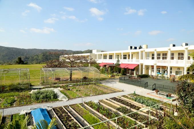廃校になった学校を利用した観光名所