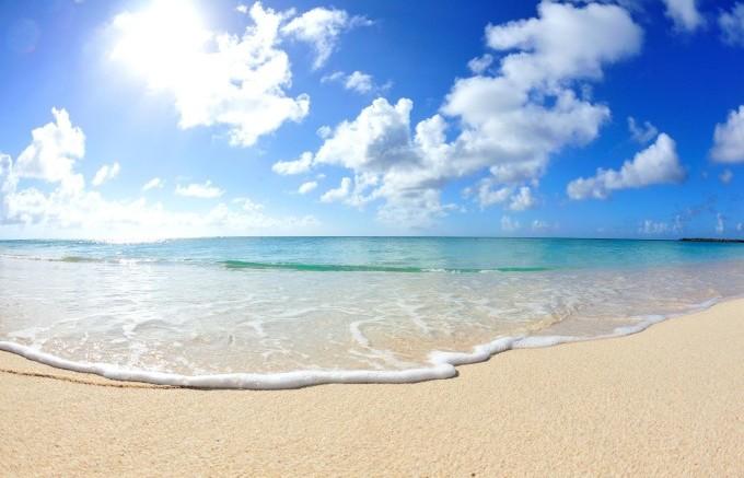 【年上女子一人旅】海外に行くより癒された!【与論島観光の魅力5つ】与論島の透き通ったブルーの海