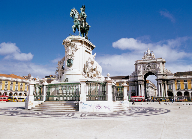 コメルシオ広場