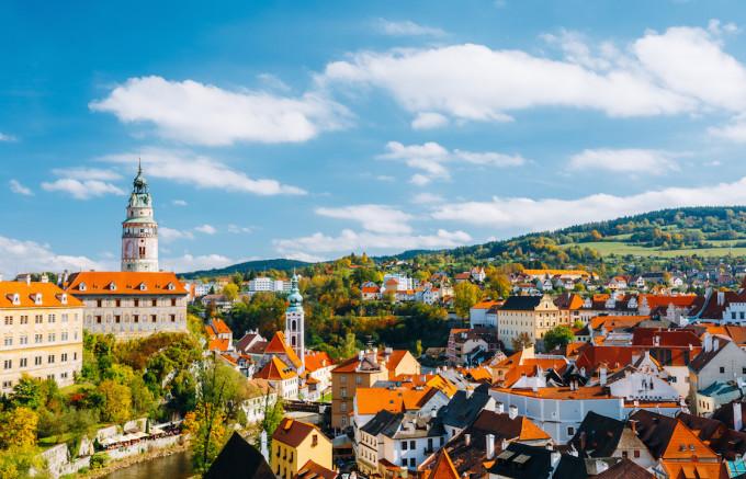 チェコの観光スポット
