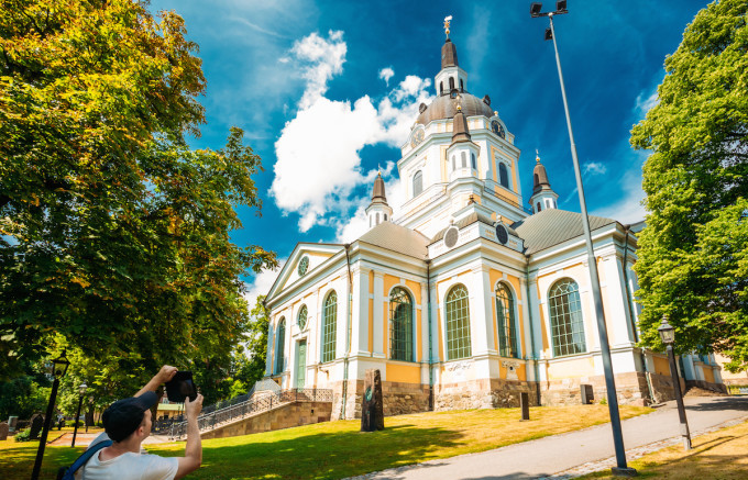 スウェーデン観光