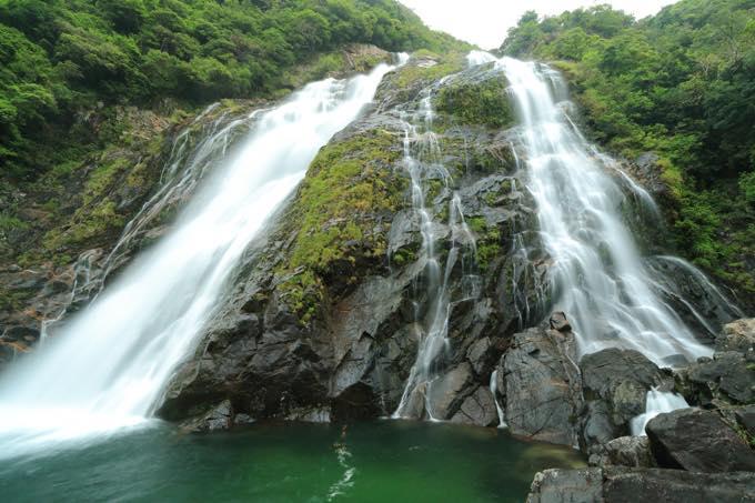 大川(おおこ)の滝/粟生