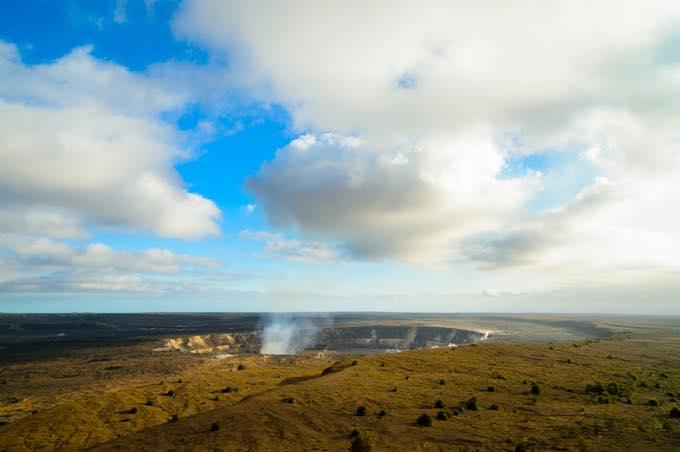 キラウエア火山/ハワイ島