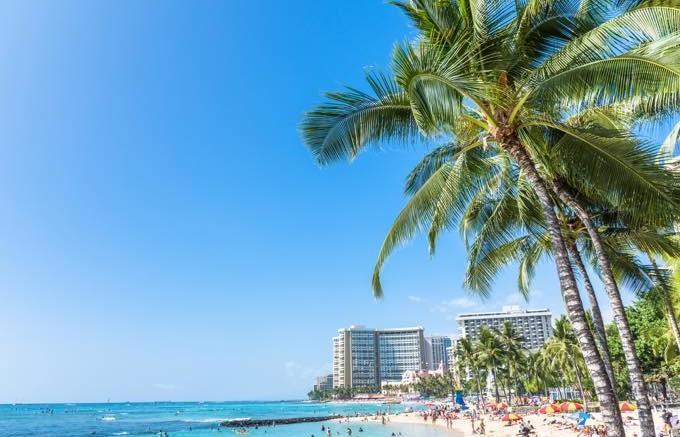 「ワイキキビーチ」の画像検索結果