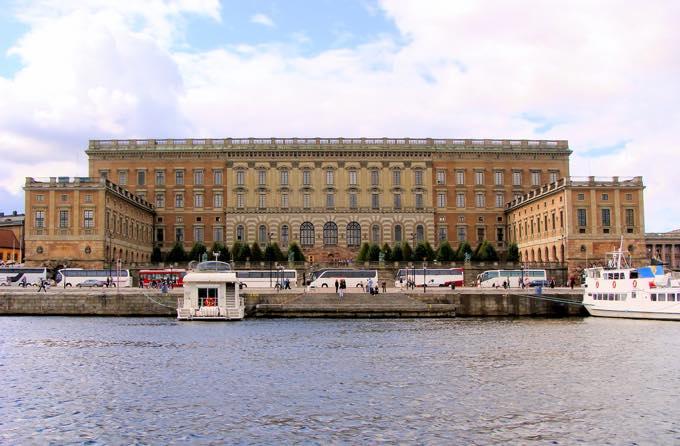 ストックホルム王宮