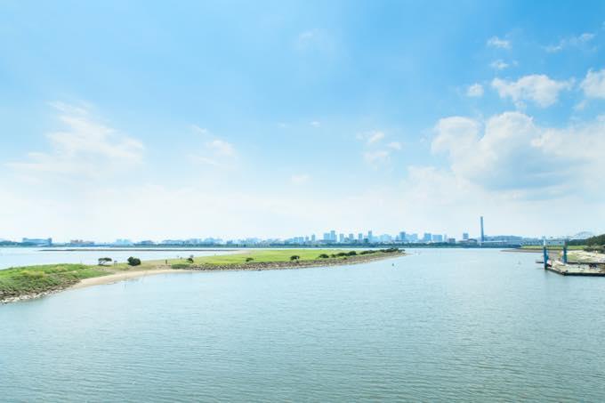 葛西海浜臨海公園