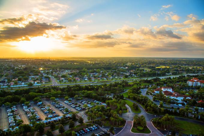 フロリダの美しい景色