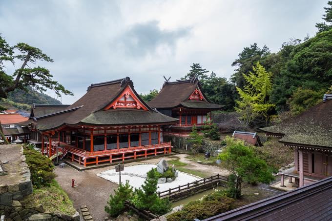 日御碕神社(大社町)