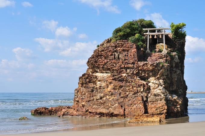 稲佐の浜(大社町)