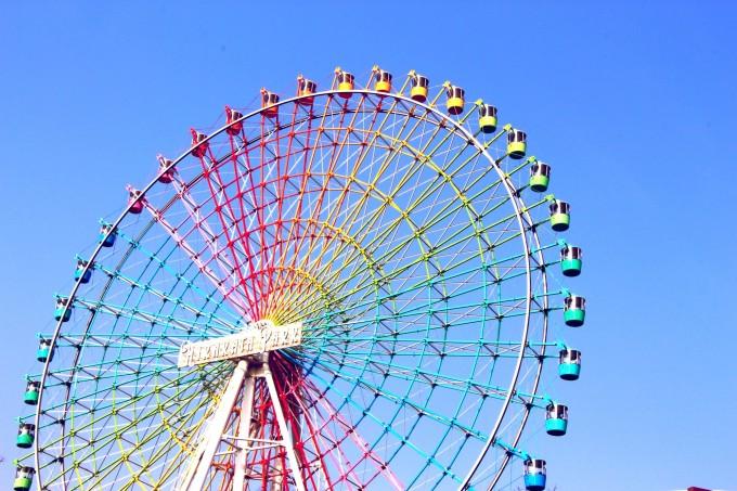 大阪の遊園地ならひらかたパーク