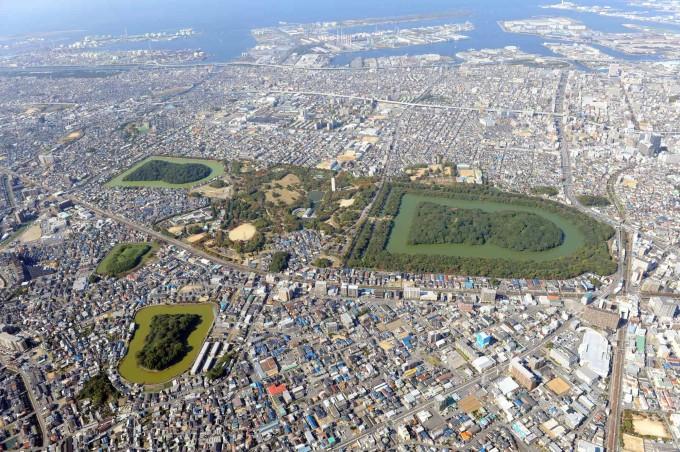 日本最大のリアルな古墳