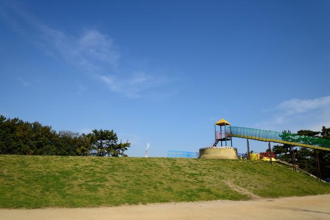 大阪ののどかな浜寺公園