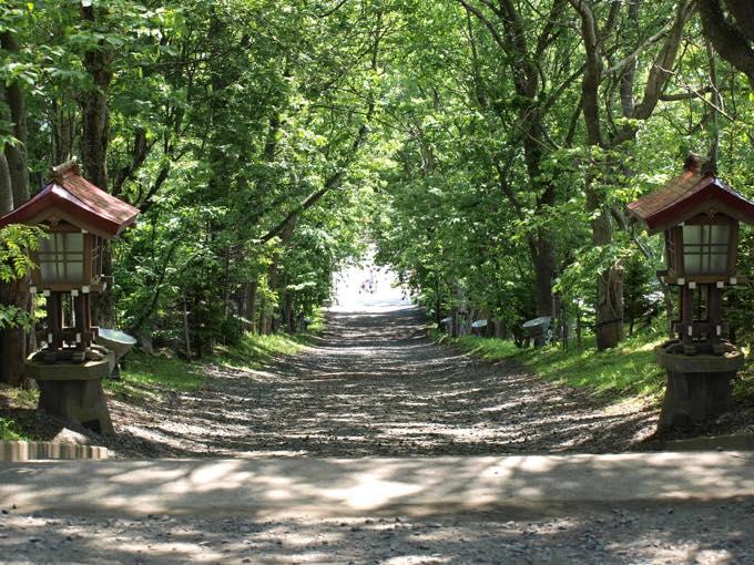 厳島神社(米町)