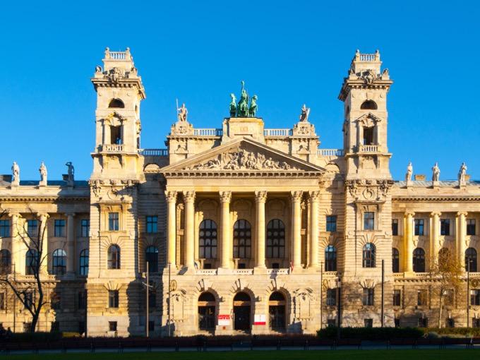 民族博物館(ブダペスト)