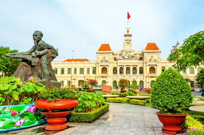 ホーチミン(ベトナム)
