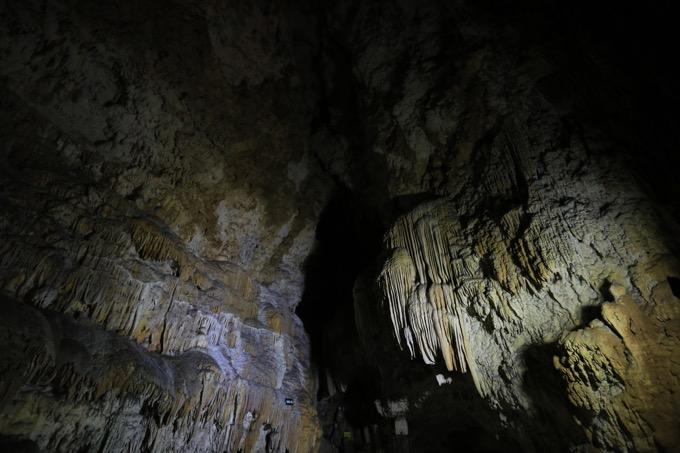 沖永良部島の洞窟