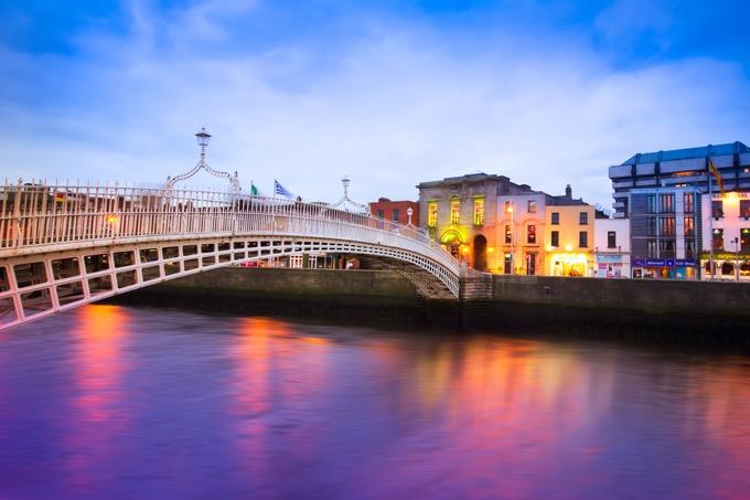 ダブリン(アイルランド)