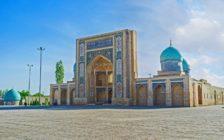中央アジア最大都市「タシケント」の概要と観光スポット