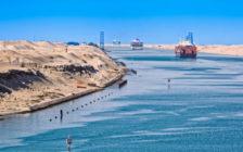 世界三大運河の1つ!「スエズ運河」の歴史と概要