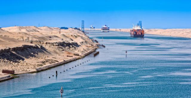 スエズ 運河